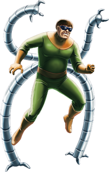 Doctor Octopus-iOS
