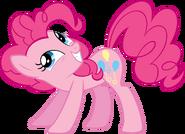 Pinkie Pie Again by MoongazePonies