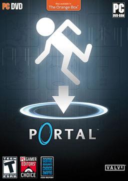 Portal Boxart