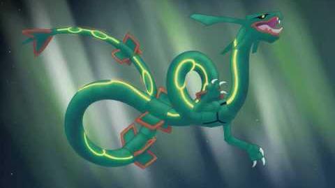 Pokemon Emerald- Rayquaza Theme