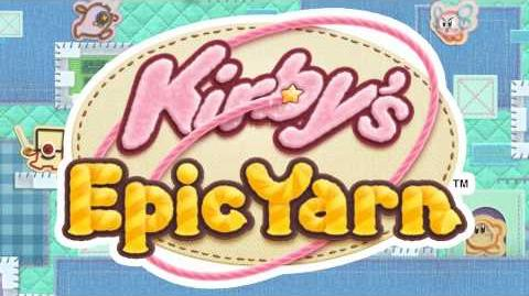 Bubbly Clouds - Kirby's Epic Yarn Music Extended