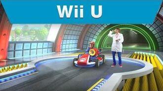Wii U - Mario Kart 8 - Super Horn Test