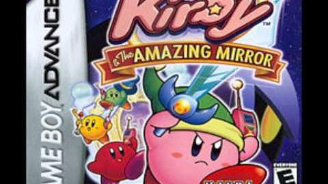 Kirby And The Amazing Mirror Music - Dark Meta Knight