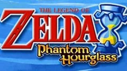 The Legend of Zelda Phantom Hourglass - Linebeck's Theme