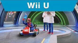 Wii U - Mario Kart 8 - Boomerang Flower Test