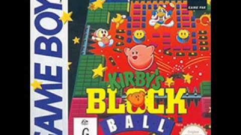 Kirby's Block Ball Music - Mr. Shine & Mr. Bright Stage (Stage 5)