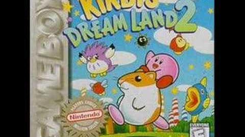 Kirby's Dream Land 2 OST 09 - Coo the Owl