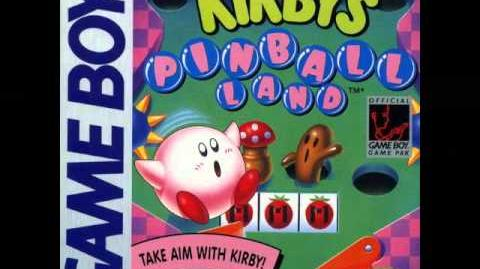 Kirby's Pinball Land - Poppy Stage