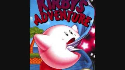 Kirby's Adventure Music Invincible