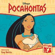 Pocahontas storyteller