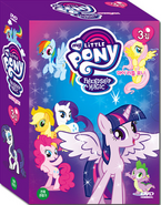 My Little Pony Season 3 Korean DVD