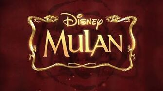 Mulan 15th Anniversary Edition Trailer
