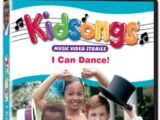 Kidsongs: I Can Dance! (video)