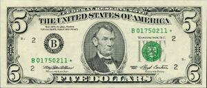 $5-B (1995)