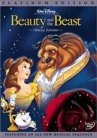 Beautyandthebeast dvd