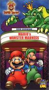 Monstermadness vhs