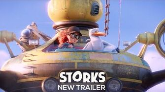 Storks - Official Trailer 2