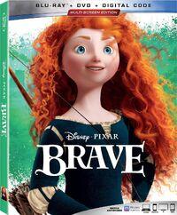 Brave 2019 Blu-ray