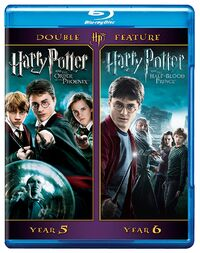 Harrypotter bluray5&6