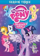 My Little Pony: Friendship is Magic: Season Three (DVD)