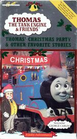 ThomasChristmasParty 1994VHS