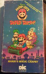 Super Mario Bros. Super Show (VHS)