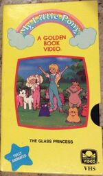 My Little Pony Vol. 5 1988 VHS