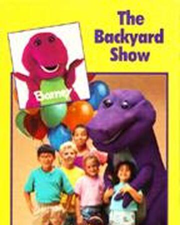 Barney And The Backyard Gang The Backyard Show 1988 ...