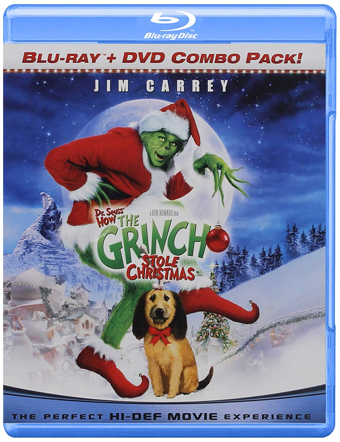 How The Grinch Stole Christmas 2000 Vhs.How The Grinch Stole Christmas Vhs Dvd Blu Ray Twilight