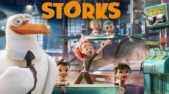 Storks - Official Announcement Trailer HD