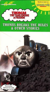 Thomas Breaks the Rules and Other Stories (VHS)