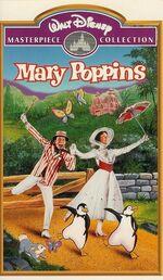 Mary Poppins 1994 VHS