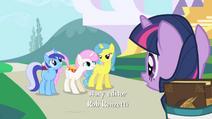 Lemon Hearts with friends S1E01