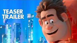 Ralph Breaks The Internet Wreck-It Ralph 2 Official Teaser Trailer