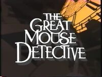 The Great Mouse Detective (1992)