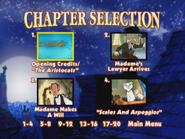 Aristocats chapterselection