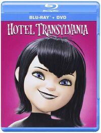 Hotel Transylvania 2015 Blu-ray