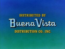 Buena Vista Distribution (1979)