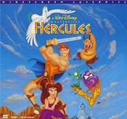 Hercules Laserdisc