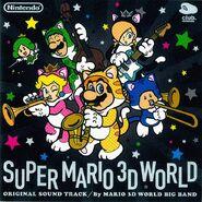 Super Mario 3D World Original Soundtrack