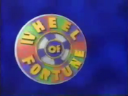 Wheel of Fortune 1997 Title Card