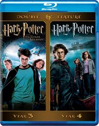 Harrypotter bluray3&4