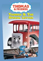 Thomas&theSpecialLetter DVD