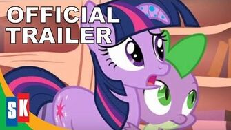 My Little Pony Friendship Is Magic Everypony's Favorite Frights - Official Trailer