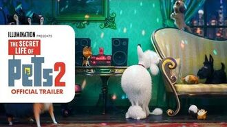 The Secret Life Of Pets 2 - Official Trailer HD