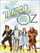 The Wizard of Oz 2010 DVD