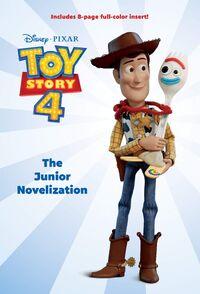 Toystory4 novelization
