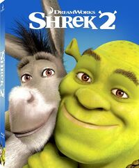 Shrek 2 2015 Blu-ray