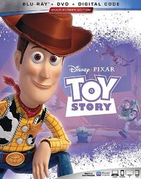Toy Story 2019 Blu-ray
