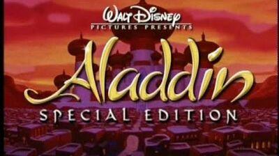 Aladdin - Platinum Edition Trailer 2